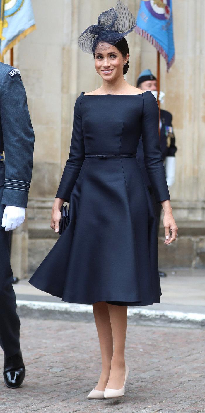 Μέγκαν Μαρκλ: Δυο φορές που αντέγραψε το Givenchy νυφικό της - εικόνα 2