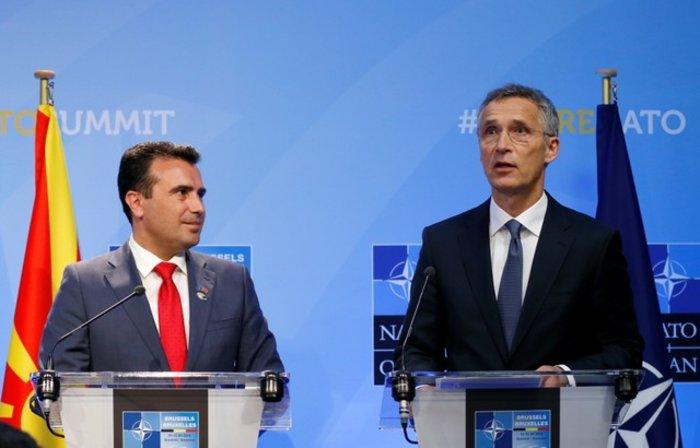 Ξεκινούν και επίσημα οι ενταξιακές συνομιλίες ΝΑΤΟ - πΓΔΜ - εικόνα 3