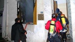 Με σοβαρά εγκαύματα απεγκλωβίστηκαν από σπίτι δύο έφηβοι στα Χανιά