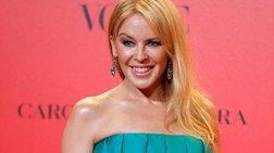 Κάιλι Μινόγκ: Το μικρό σμαραγδί φόρεμα της 50χρονης για τη Vogue[Εικόνες]