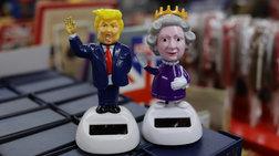 Τραμπ και Μέι επιχειρούν να απαλύνουν τις εντυπώσεις