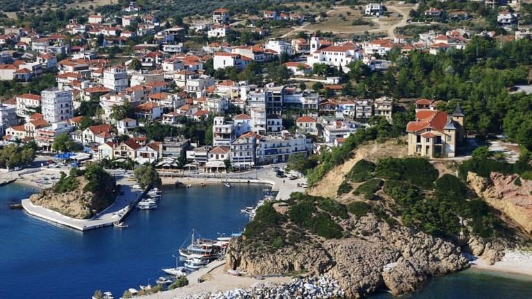 Ανακαλύψτε το πράσινο νησί του βορειοανατολικού Αιγαίου