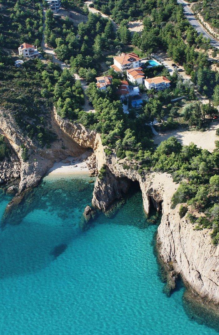 Ταξίδι στη Θάσο: Ανακαλύψτε το πράσινο νησί του βορειοανατολικού Αιγαίου