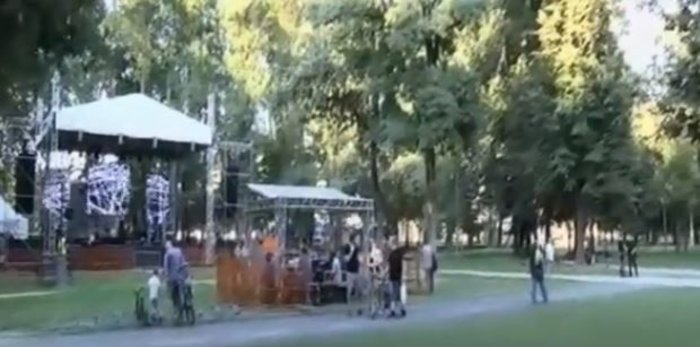 Η φιέστα Ζάεφ σε 15 πόλεις της ΠΓΔΜ για την πρόσκληση του ΝΑΤΟ