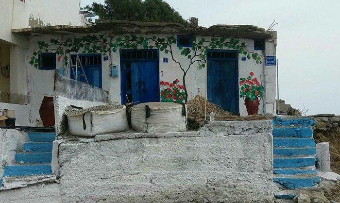 Εργα τέχνης ερειπωμένα κτίρια σε χωριά του Ηρακλείου [Εικόνες] - εικόνα 2