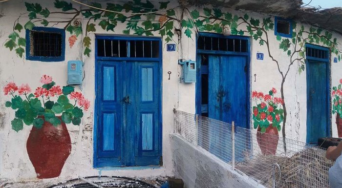 Εργα τέχνης ερειπωμένα κτίρια σε χωριά του Ηρακλείου [Εικόνες] - εικόνα 4