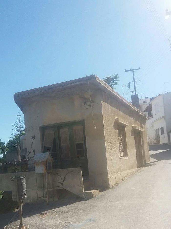 Εργα τέχνης ερειπωμένα κτίρια σε χωριά του Ηρακλείου [Εικόνες] - εικόνα 5