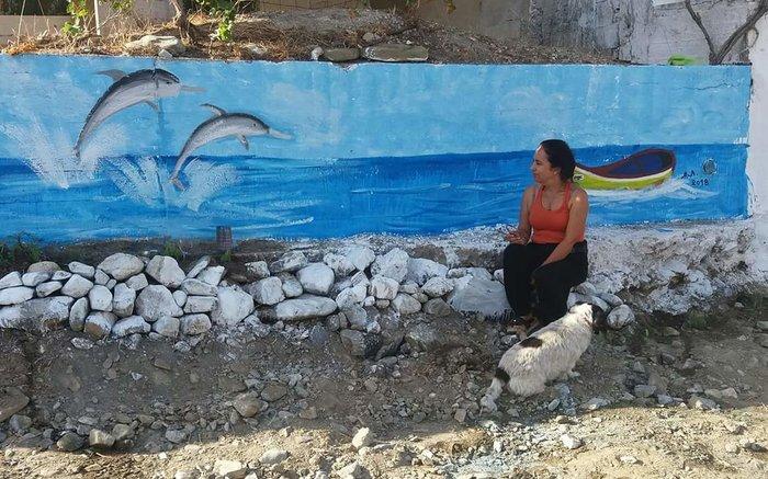 Εργα τέχνης ερειπωμένα κτίρια σε χωριά του Ηρακλείου [Εικόνες] - εικόνα 6