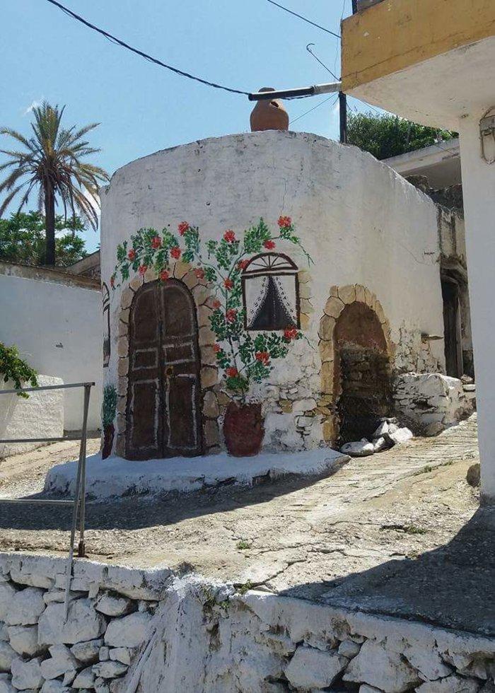 Εργα τέχνης ερειπωμένα κτίρια σε χωριά του Ηρακλείου [Εικόνες] - εικόνα 7