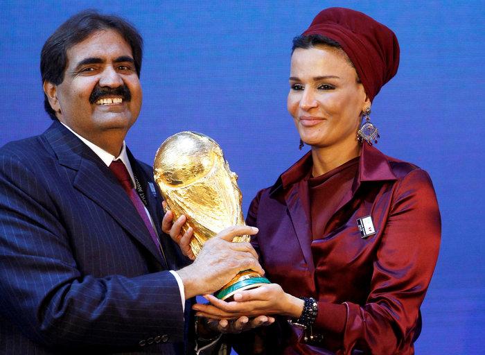 Μουντιάλ: Ο Πούτιν, παρέδωσε τη «σκυτάλη» στο Κατάρ - εικόνα 2