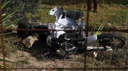Νεκρός σε τροχαίο οδηγός μοτοσικλέτας στο Λουτρό Ημαθίας