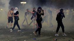 Σοβαρά επεισόδια στη Γαλλία μετά την κατάκτηση του Μουντιάλ (φωτο)