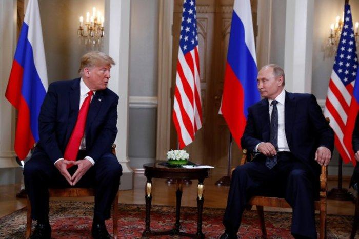 Τραμπ: «Καλή αρχή για όλους» η κατ'ιδίαν συνάντηση με Πούτιν - εικόνα 3