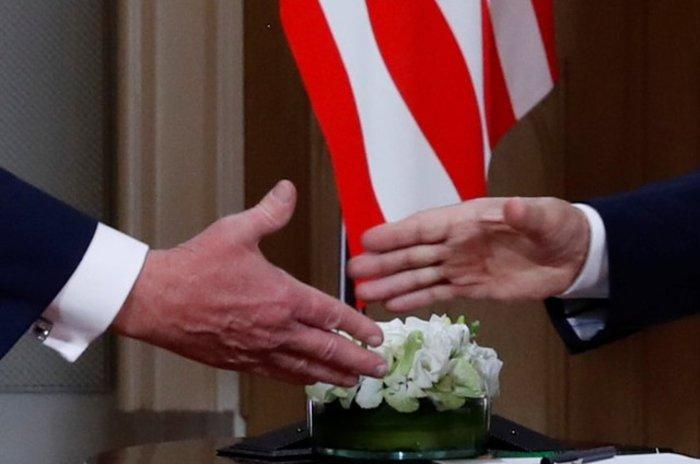 Τραμπ: «Καλή αρχή για όλους» η κατ'ιδίαν συνάντηση με Πούτιν - εικόνα 4