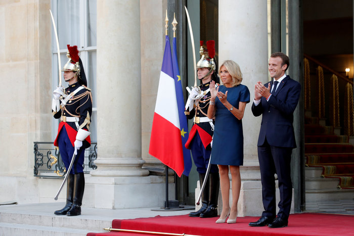 Το Παρίσι υποκλίθηκε! Το πάρτι των θριαμβευτών του Μουντιάλ - εικόνα 8