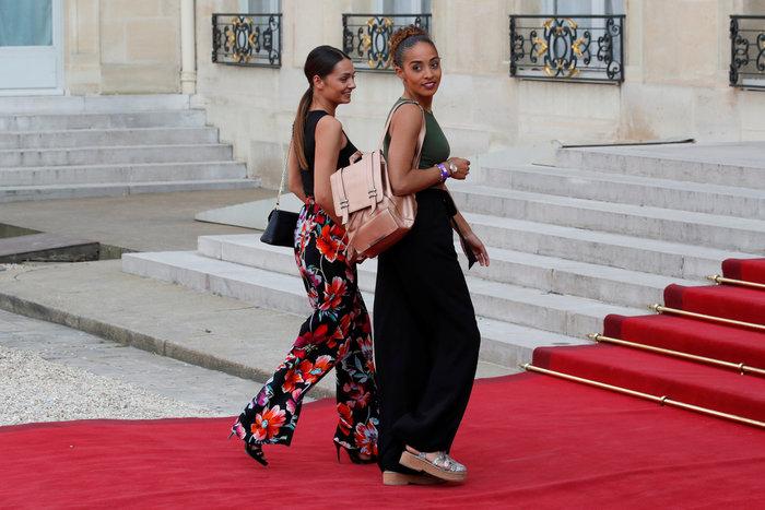 Το Παρίσι υποκλίθηκε! Το πάρτι των θριαμβευτών του Μουντιάλ - εικόνα 9
