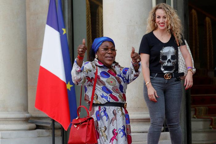Το Παρίσι υποκλίθηκε! Το πάρτι των θριαμβευτών του Μουντιάλ - εικόνα 10