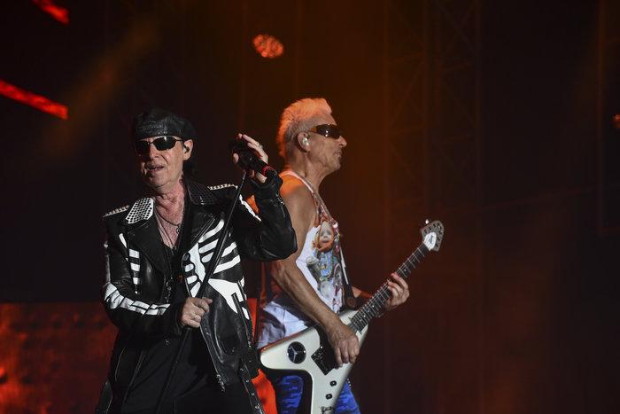40.000 θεατές για τους γερόλυκους Scorpions - εικόνα 2