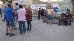 Φλώρινα: Μέλη της ΓΕΝΟΠ ΔΕΗ απέκλεισαν την πύλη του ΑΗΣ Μελίτης