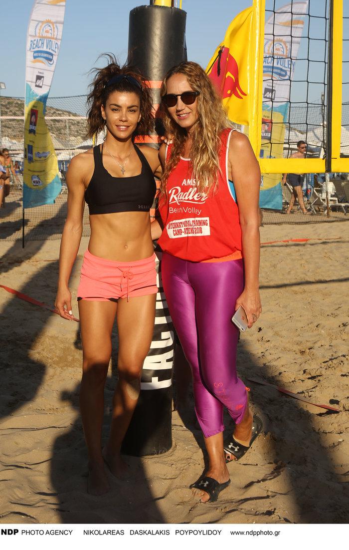 Ειρήνη Παπαδοπούλου: Αθλείται στην παραλία και δείχνει τους κοιλιακούς της - εικόνα 3