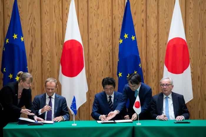 Τα βασικά στοιχεία της εμπορικής συμφωνίας ΕΕ-Ιαπωνίας - εικόνα 2
