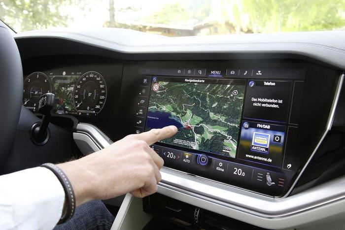 Στις εκθέσεις το νέο VW Touareg: Εκδόσεις, τιμές και εξοπλισμός