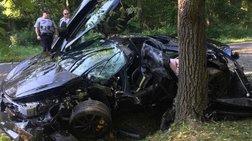 Οδηγός κατέστρεψε McLaren 720S μίας ημέρας!