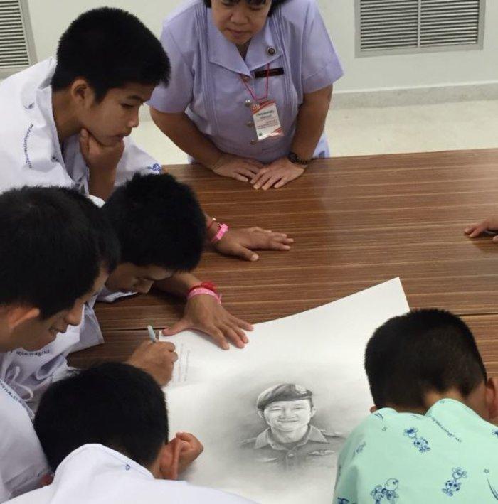 Εξιτήριο για τους 12 «Αγριόχοιρους» της Ταϊλάνδης-Βίντεο - εικόνα 3