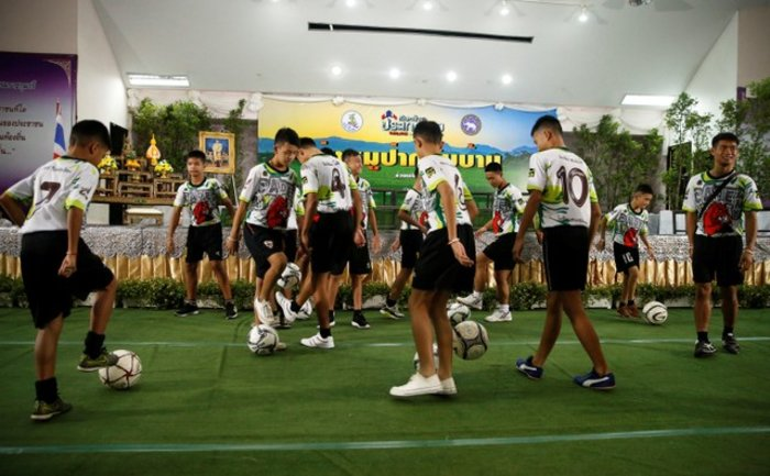 Συγκλονίζουν οι μαρτυρίες των «Αγριόχοιρων» της Ταϊλάνδης - εικόνα 2