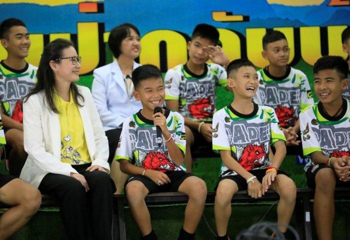 Συγκλονίζουν οι μαρτυρίες των «Αγριόχοιρων» της Ταϊλάνδης - εικόνα 6