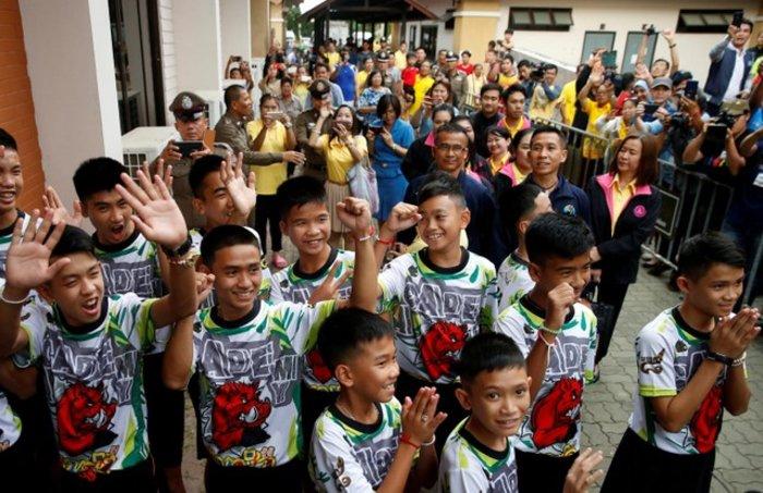 Συγκλονίζουν οι μαρτυρίες των «Αγριόχοιρων» της Ταϊλάνδης - εικόνα 5