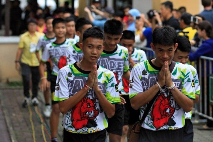Συγκλονίζουν οι μαρτυρίες των «Αγριόχοιρων» της Ταϊλάνδης