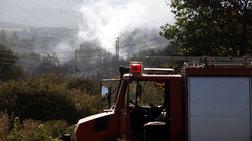 Υπό μερικό έλεγχο τέθηκε η πυρκαγιά στην Ηλεία