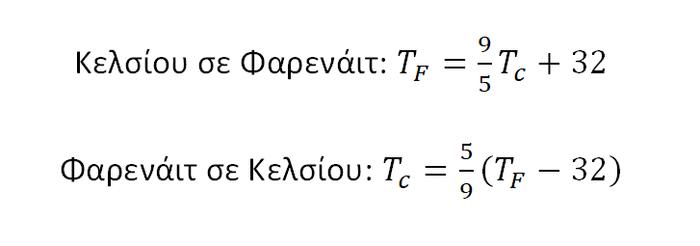 Πώς δημιουργήθηκαν οι θερμοκρασιακές κλίμακες-Η «παράξενη» κλίμακα Φαρενάιτ - εικόνα 2