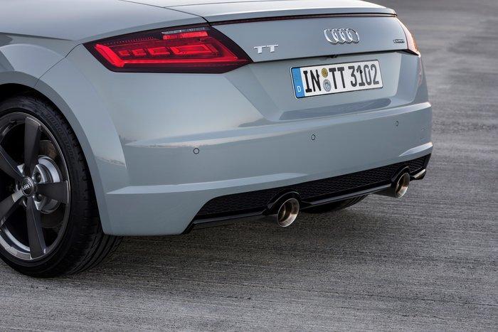 Αυτό είναι το επετειακό Audi TT για τα 20 χρόνια του μοντέλου - εικόνα 2