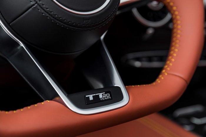 Αυτό είναι το επετειακό Audi TT για τα 20 χρόνια του μοντέλου - εικόνα 3