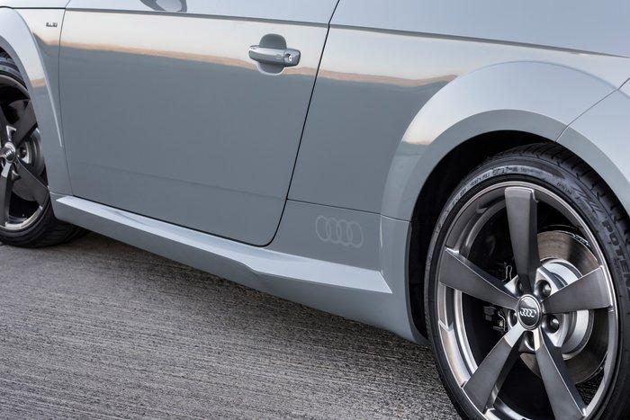 Αυτό είναι το επετειακό Audi TT για τα 20 χρόνια του μοντέλου - εικόνα 4