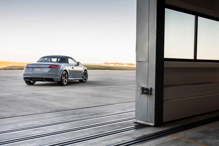 Αυτό είναι το επετειακό Audi TT για τα 20 χρόνια του μοντέλου - εικόνα 5