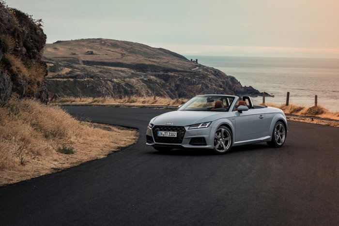 Αυτό είναι το επετειακό Audi TT για τα 20 χρόνια του μοντέλου - εικόνα 6