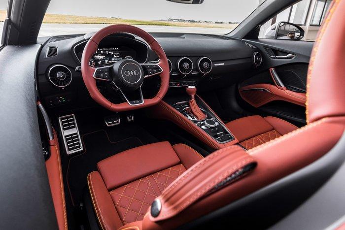 Αυτό είναι το επετειακό Audi TT για τα 20 χρόνια του μοντέλου - εικόνα 7