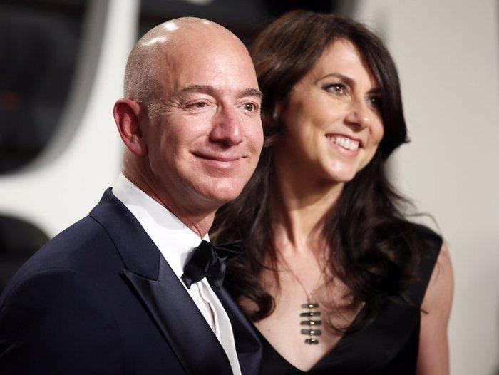 Μπέζος: Αυτοί είναι οι πλουσιότεροι του κόσμου & 25 χρόνια παντρεμένοι