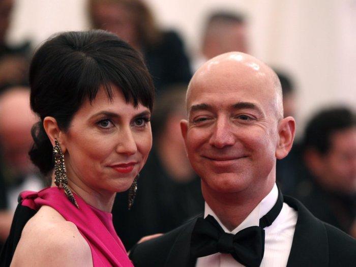 Μπέζος: Αυτοί είναι οι πλουσιότεροι του κόσμου & 25 χρόνια παντρεμένοι - εικόνα 2