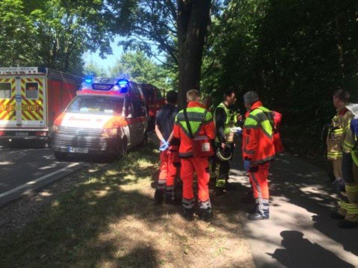 Γερμανία: Τουλάχιστον 14 τραυματίες από επίθεση σε λεωφορείο στην Λίμπεκ