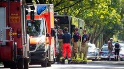 Ποιος είναι ο δράστης της επίθεσης με μαχαίρι σε λεωφορείο στη Λούμπεκ
