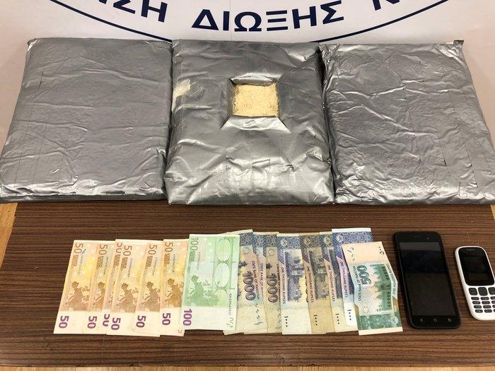 Συνελήφθη 35χρονος στο «Ελ. Βενιζέλος» με 7 κιλά ηρωίνη - εικόνα 3