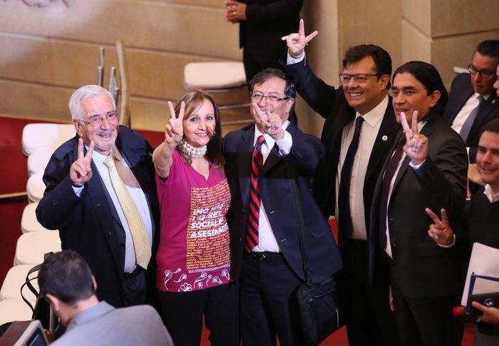 Κολομβία: Πρώην αντάρτες FARC για πρώτη φορά στο Κογκρέσο - εικόνα 4