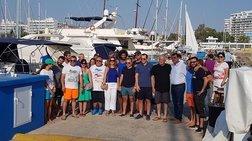 Κύπρος: Με ιστιοσανίδες από τη Λάρνακα στο Λίβανο