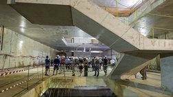 Θεσσαλονίκη: Έτοιμος για λειτουργία ο σταθμός «Ανάληψη»