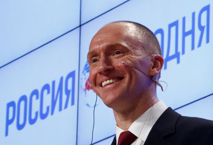 Πρώην σύμβουλος της εκστρατείας του Τραμπ είχε διασυνδέσεις με τη Ρωσία