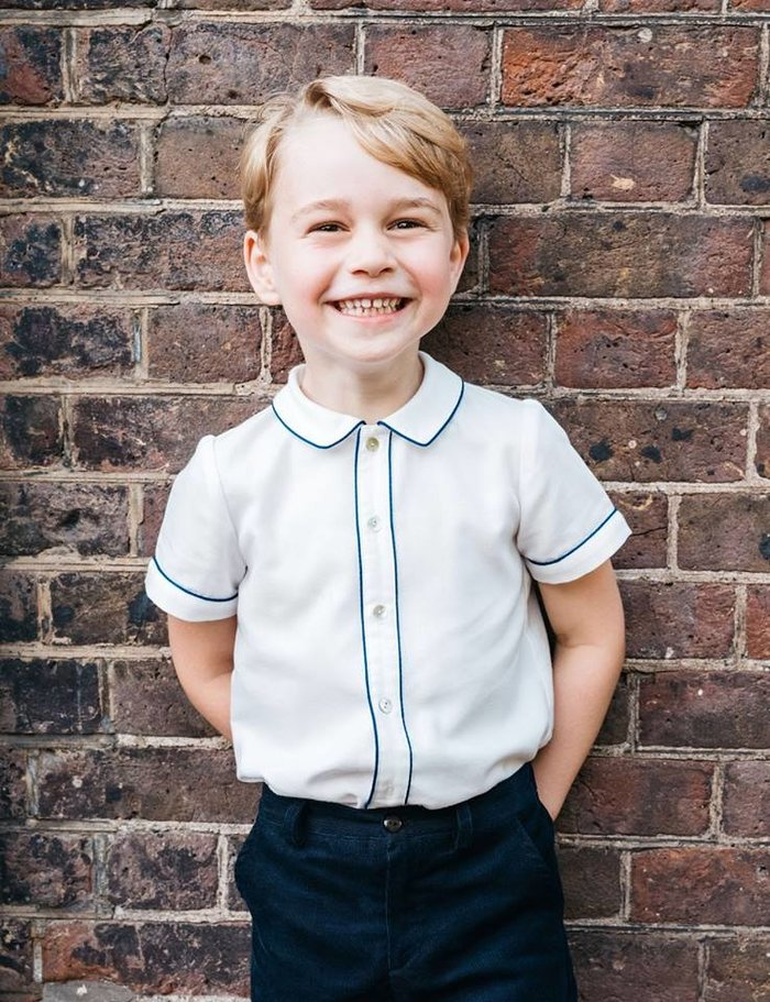 Το σπάνιο χαμόγελο του Τζορτζ: 5 χρόνια ζωής στα φώτα της δημοσιότητας